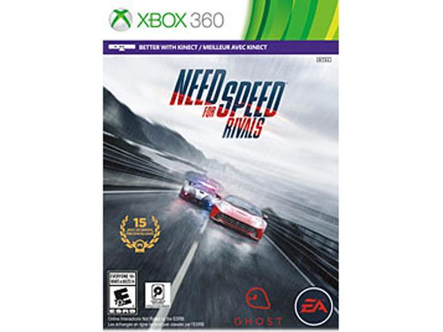 Need for Speed Rivals Xbox 360 Game
