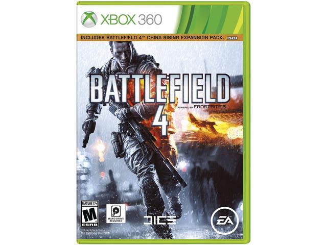 BattleField 4 Limited Edition Xbox 360 Game