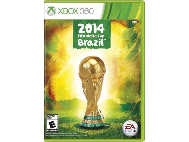 FIFA World Cup 2014 Brazil Xbox 360