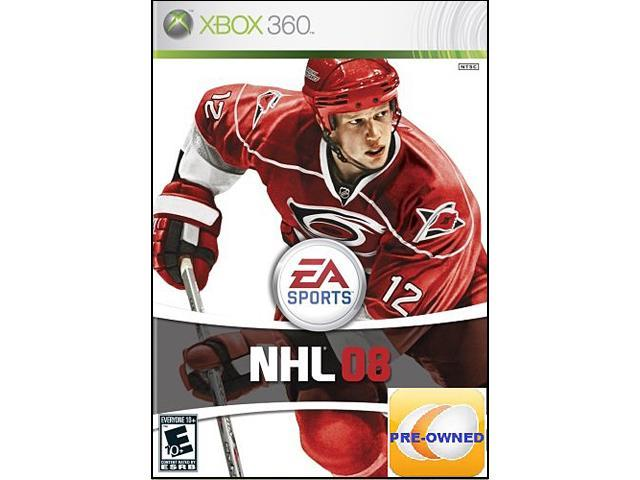 Pre-owned NHL 08  Xbox 360