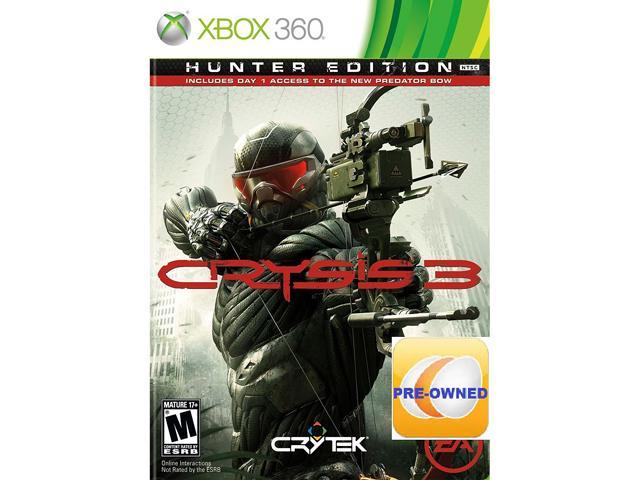 Pre-owned Crysis 3  Xbox 360