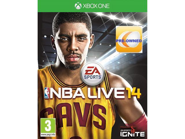 Pre-owned NBA Live 14  Xbox One