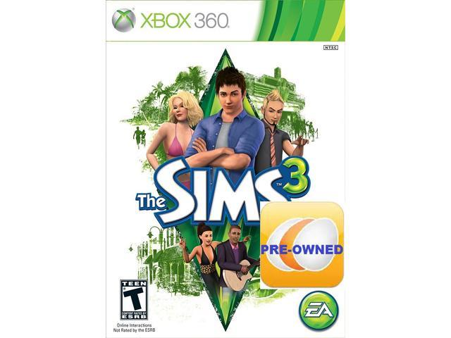 Pre-owned The Sims 3  Xbox 360