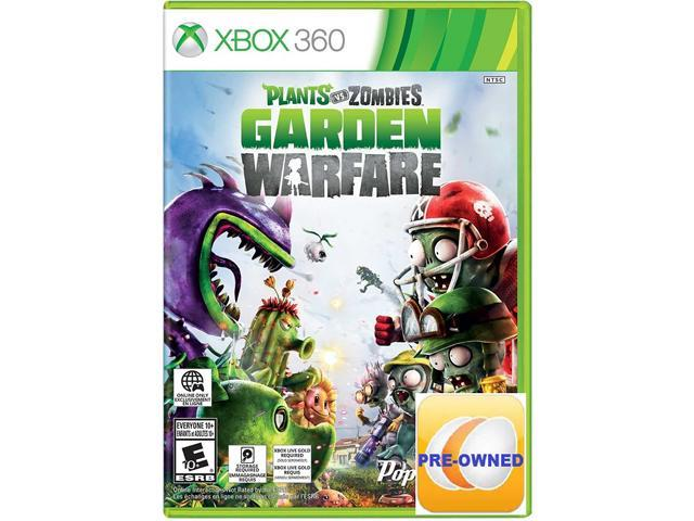 Pre-owned Plants vs Zombies Garden Warfare Xbox 360