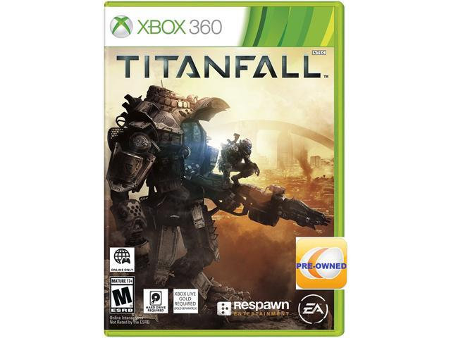 PRE-OWNED Titanfall  Xbox 360