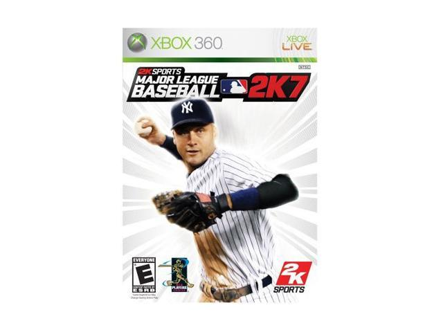 Major League Baseball 2k7 Xbox 360 Game 2K SPORTS