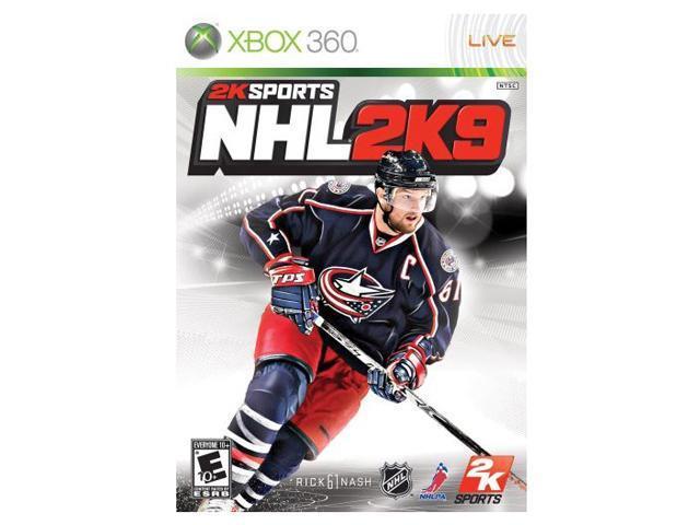 NHL 2K9 Xbox 360 Game