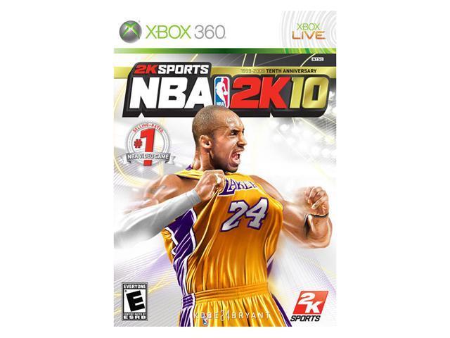 NBA 2k10 Xbox 360 Game