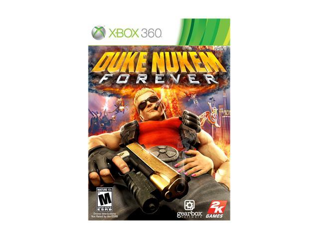 Duke Nukem Forever Xbox 360 Game