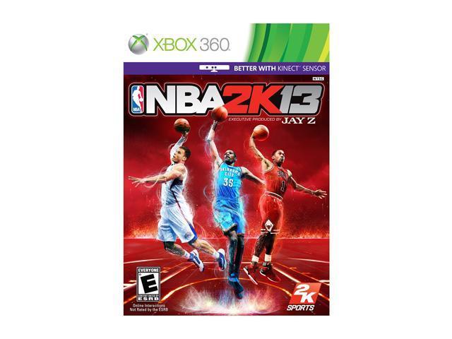 NBA 2K13 Xbox 360 Game