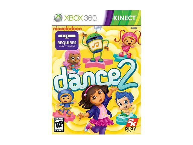 Nickelodeon Dance 2 Xbox 360 Game