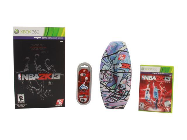 NBA 2k13 Dynasty Edition Xbox 360 Game