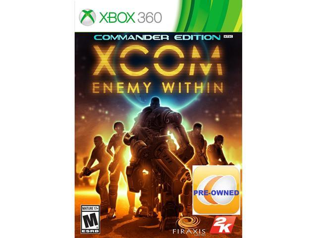 Pre-owned XCOM: Enemy Within Xbox 360