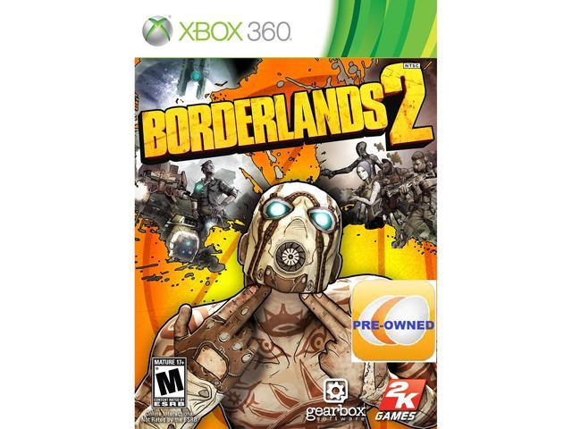 Pre-owned Borderlands 2  Xbox 360