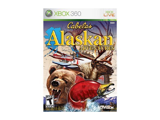 Cabela's Alaskan Adventures Xbox 360 Game Activision