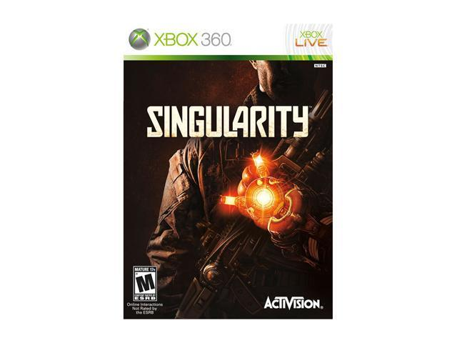 Singularity Xbox 360 Game
