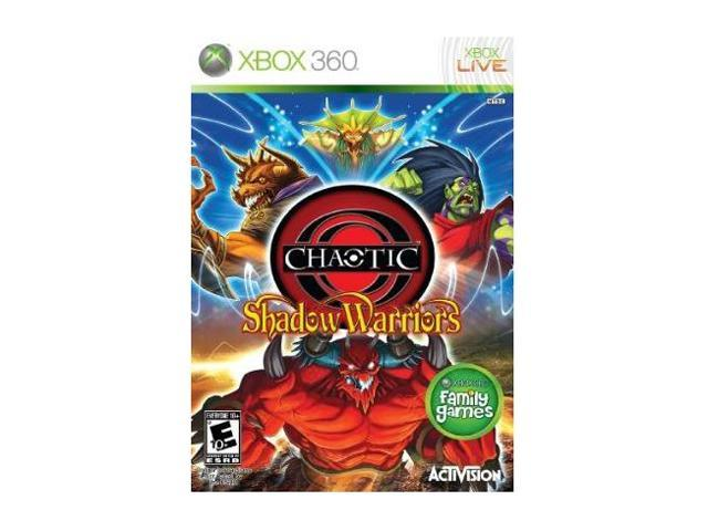 Chaotic Xbox 360 Game