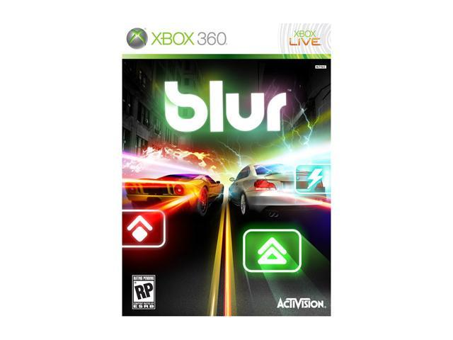 Blur Xbox 360 Game
