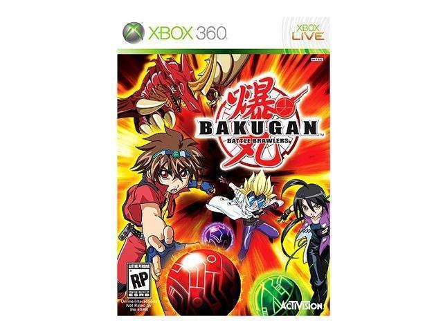 Bakugan Xbox 360 Game