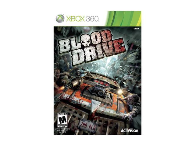Blood Drive Xbox 360 Game