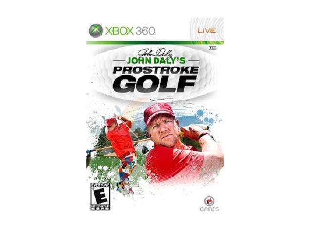 John Daly Pro Stroke Golf Xbox 360 Game