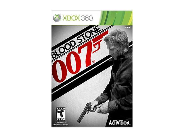 James Bond 007: Blood Stone Xbox 360 Game