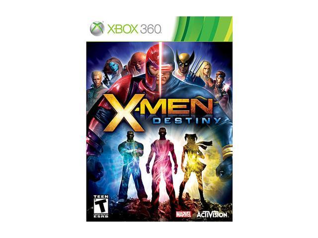 X-Men: Destiny Xbox 360 Game