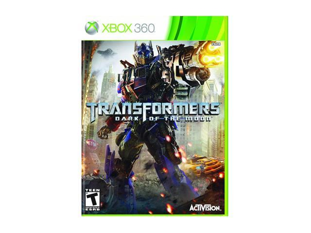 Transformers: Dark of the Moon Xbox 360 Game