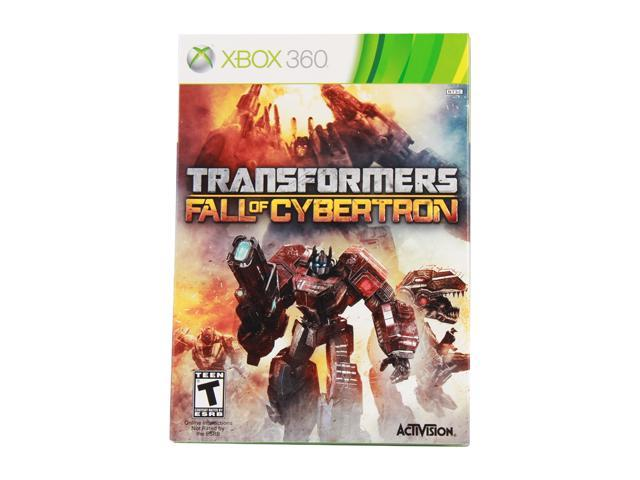 Transformers: Fall of Cybertron Xbox 360 Game