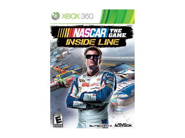 Nascar The Game: Inside Line Xbox 360 Game