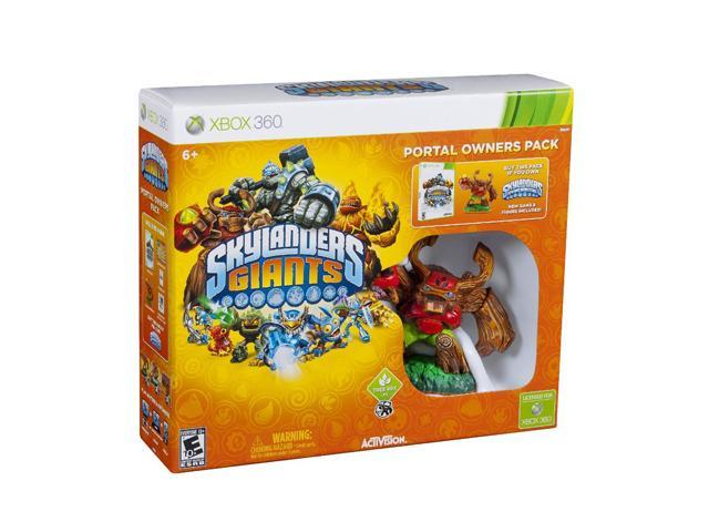 Skylanders Giants Portal Owner Pack Xbox 360 Game