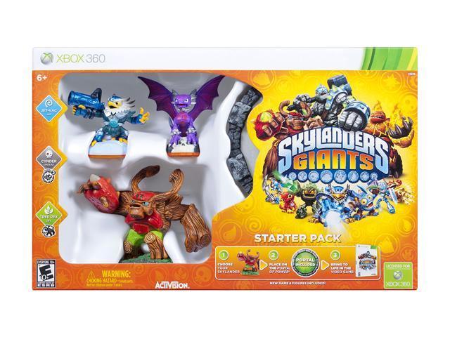 Skylander Giants Starter Pack Xbox 360 Game
