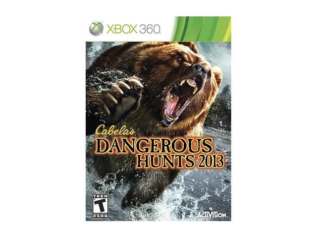 Cabela's Dangerous Hunts 2013 Xbox 360 Game