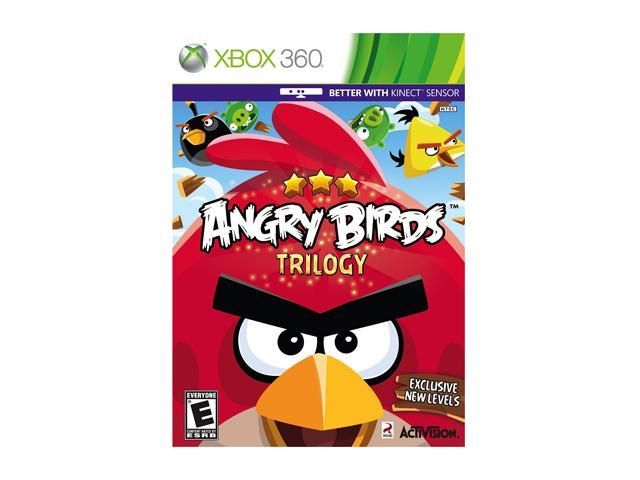 Angry Birds Trilogy Xbox 360 Game