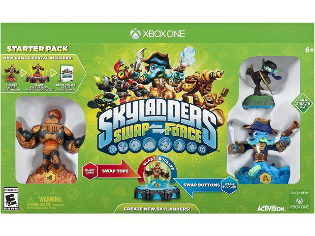 Skylanders SWAP Force - Starter Pack Xbox One