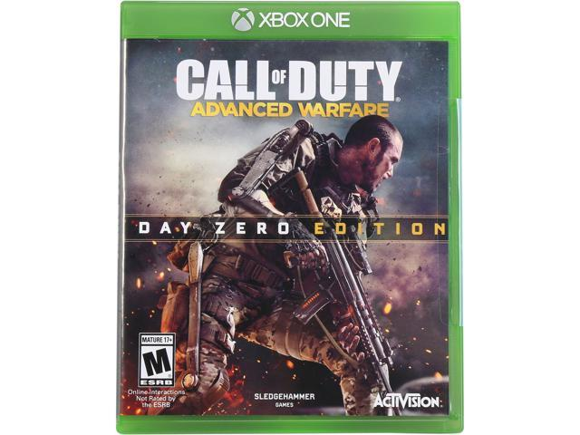 Call of Duty: Advanced Warfare Day Zero Edition Xbox One ...