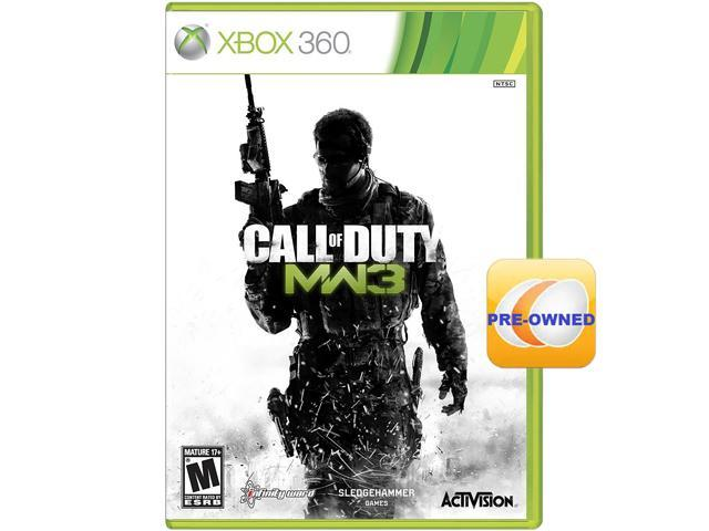 PRE-OWNED Call of Duty: Modern Warfare 3 Xbox 360