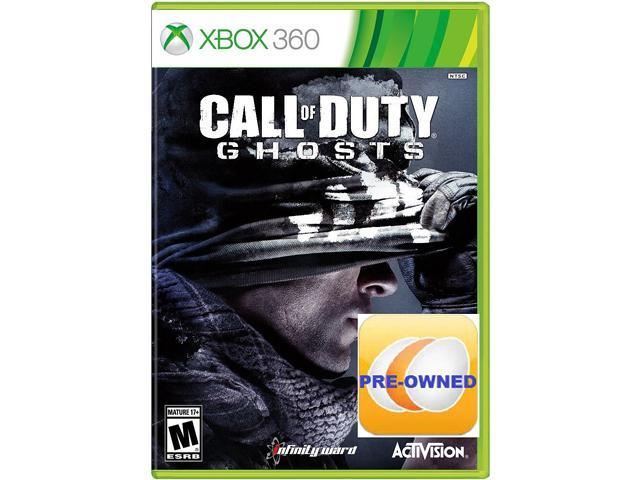 Pre-owned Call of Duty: Ghosts Xbox 360