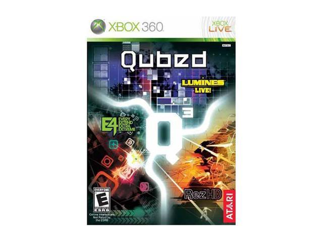 Qubed Xbox 360 Game