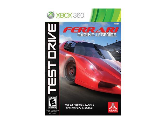 Test Drive: Ferrari Xbox 360 Game