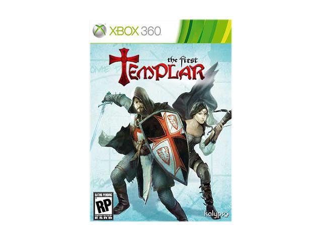 First Templar Xbox 360 Game