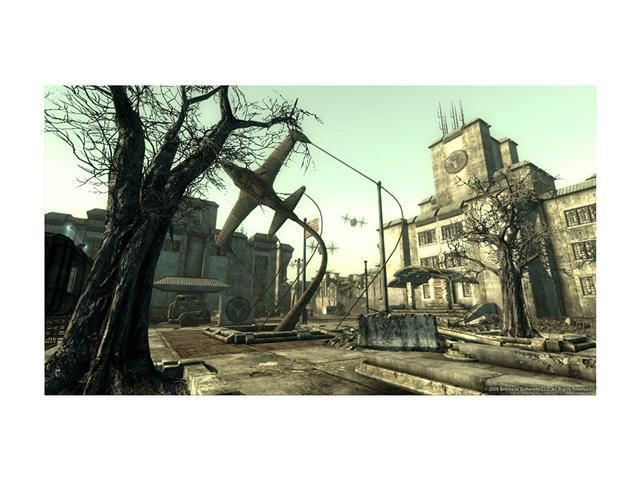 Fallout 3 Game of the Year Edition Xbox 360 Game Bethesda