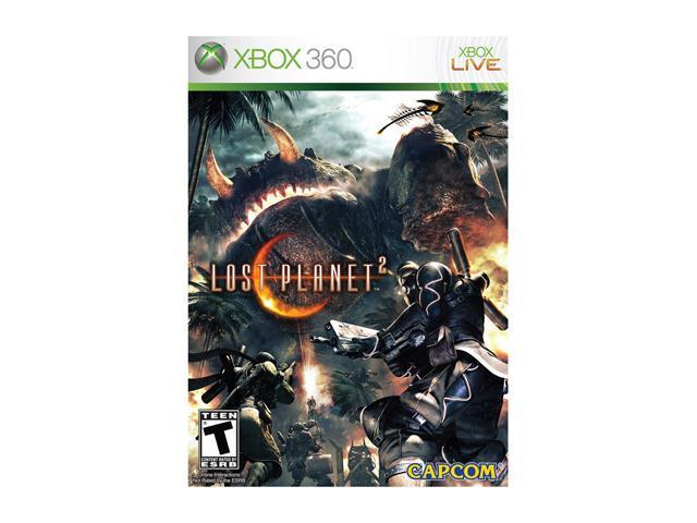 Lost Planet 2 Xbox 360 Game