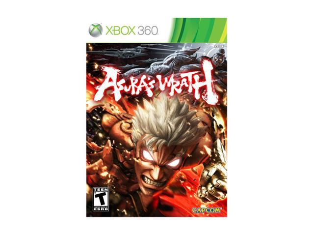 Asura's Wrath Xbox 360 Game