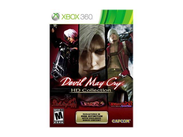 Devil May Cry HD Collection Xbox 360 Game