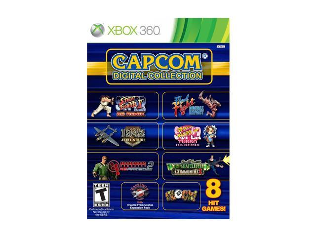 Capcom Digital Collection Xbox 360 Game