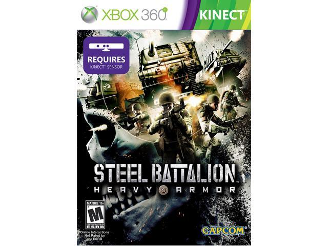 Steel Battalion: Heavy Armor Xbox 360 Game