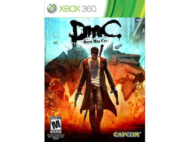 DMC: Devil May Cry Xbox 360 Game