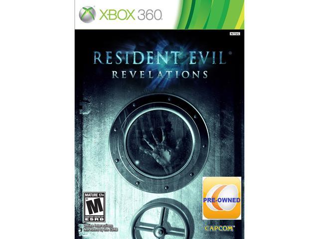 Pre-owned Resident Evil Revelations  Xbox 360