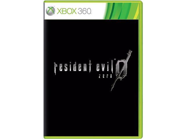 Resident Evil 0 HD Xbox 360